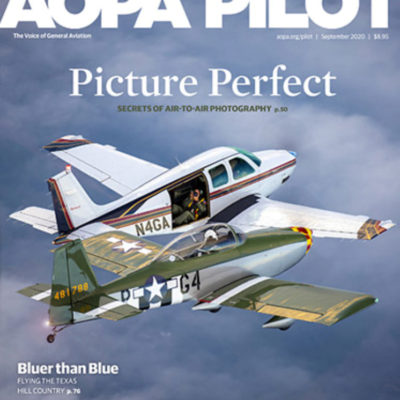 AOPA Pilot AOPA France