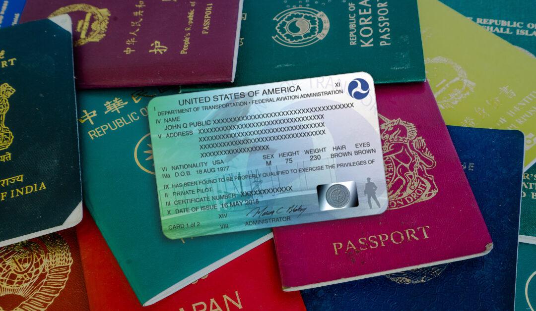 Licences FAA en Europe: les modalités d'application sont enfin disponibles